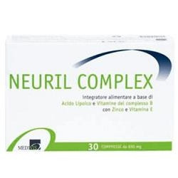 Neuril Complex 30 Compresse