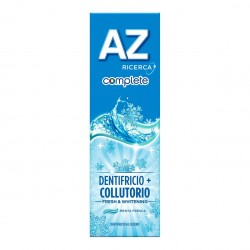 Az Complete Oral B Dentifricio + Collutorio Fresh&Whitening 75ml