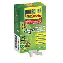 Biolactine Travel Forte 24 Capsule
