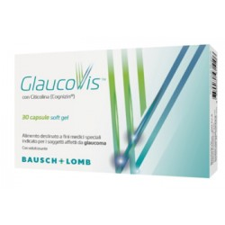 Glaucovis 30 capsule softgel integratore con citicolina