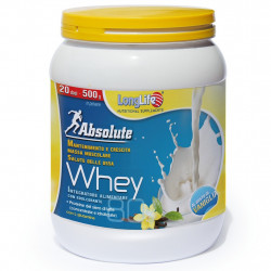 Longlife Absolute Whey Cacao 500 G