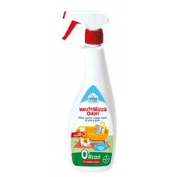 Bayer Pet casa clean neutralizza odori di animali domestici 750 ml