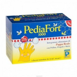 Pediatrica Pediafort 1000 8 Flaconcini X10ml