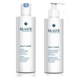 Rilastil Daily Care latte detergente + Tonico pelle sensibile 250 ml