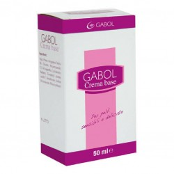 Gabol Crema Base Viso/Corpo 50ml