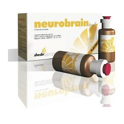 Neurobrainshedir 10 Flaconi 10ml