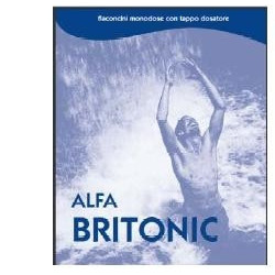Alfa Britonic 10 Flaconi 10ml