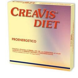 Creavis Diet 10 Flaconi 10ml