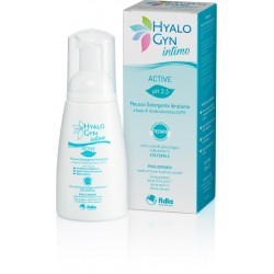 Fidia Hyalo gyn intimo mousse active detergente PH 3,5 200 ml