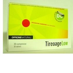 Tireoage Low 30 Compresse 850mg
