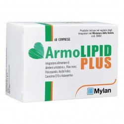 Armolipid Plus 60 Compresse 4 Pezzi