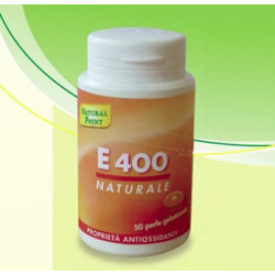 E400 Natural Soy Oil 50 Perle