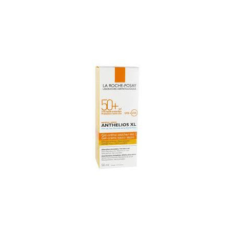 Anthelios Gel Crema Toccosecco Spf 50 50 Ml