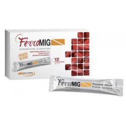 Ferromig Integratore 12 Stick Pack
