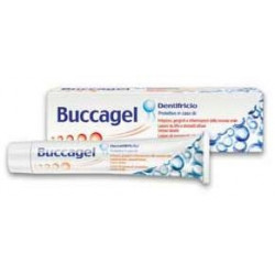 Buccagel Dentifricio 50 Ml