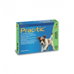 Practic 3 Pipette 137,5mg 5ml Cani Piccoli