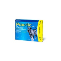 Practic 3 Pipette 275mg 5ml Cani Medi