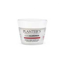 Planter's Crema Viso Antirughe Tonificante 50 Ml