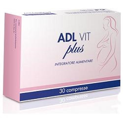 Adl Vit Plus 30 Compresse