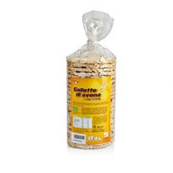 Named Gallette Di Avena Bio 100g