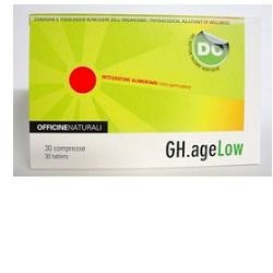 Gh.Age Low 30 Compresse 850mg