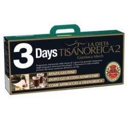 Tisanoreica2 3 Days Kit Start Senza Glutine