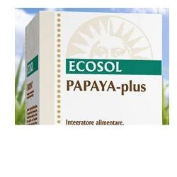 Papaya Plus Ecosol Tavolette 25g
