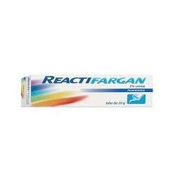 Reactifargan* Crema 20g 2%