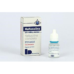 Naftazolina* Collirio 10ml 0,1%