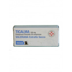 Ticalma* 30 Compresse 100mg