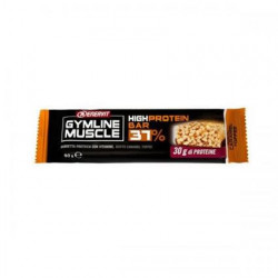 Enervit Gymline Muscle High Protein Bar 37% Caramel Toffee 45gr