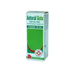 Antoral Gola Spray* 15ml