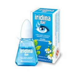 Iridina Due* Collirio 10ml 0,5mg/Ml