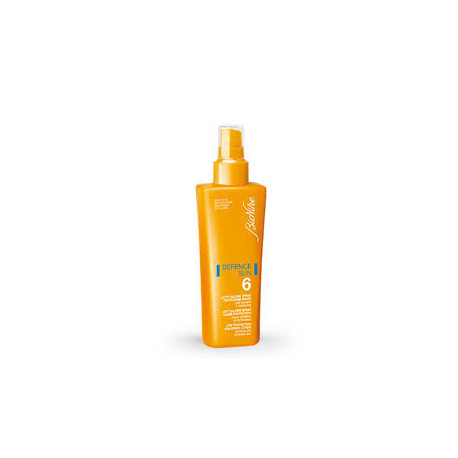 Bionike Defence Sun Latte Solare Spray Spf 6 200 Ml