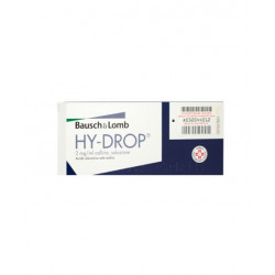 Hydrop*collirio 20 Monodose 0,25ml0,2%