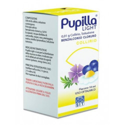 Pupilla Light*collirio 10ml 0,01%