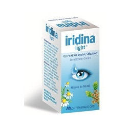 Iridina Light* Gocce 10ml 0,01%