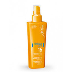 Defence Sun Latte Solare Spray Spf 15 200 Ml