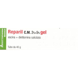 Reparil Gel * 40g 2%+5%