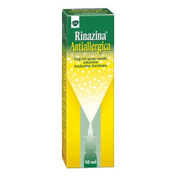 Rinazina Antiallergica* Spray Nasale 10ml