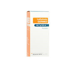 Lattulosio Germed*sciroppo 180ml