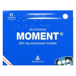 Moment*6 Compresse 200mg