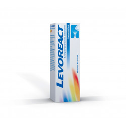 Levoreact*spray Nasale 10ml 0,5mg