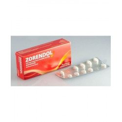 Zorendol*20 Compresse 200mg