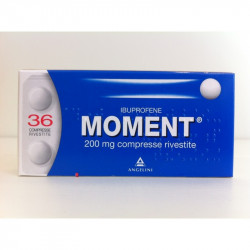 Moment 36 Compresse 200mg