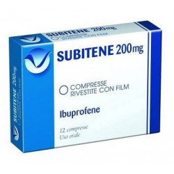 Subitene* 12 Compresse 200mg