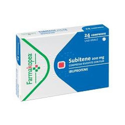 Subitene 24 Compresse 200mg