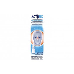 Actifed Decongestionante Nasale*spray 10ml