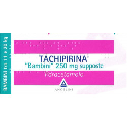 Tachipirina* Bambini 10 Supposte 250mg