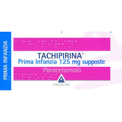 Tachipirina*prima Infanzia 10 Supposte 125m
